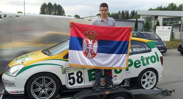Nikola Miljković uspešan u Poljskoj