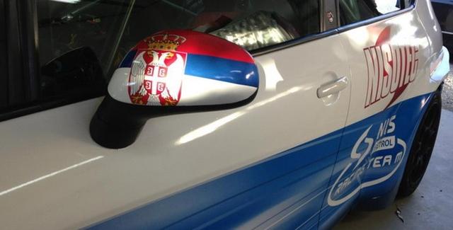 Duca vozi i u Austriji