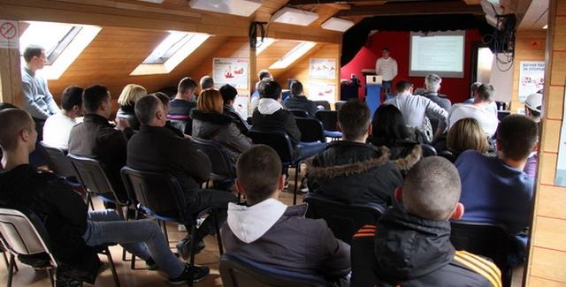 Predstavljen Sampionat Srbije u Autoslalomu