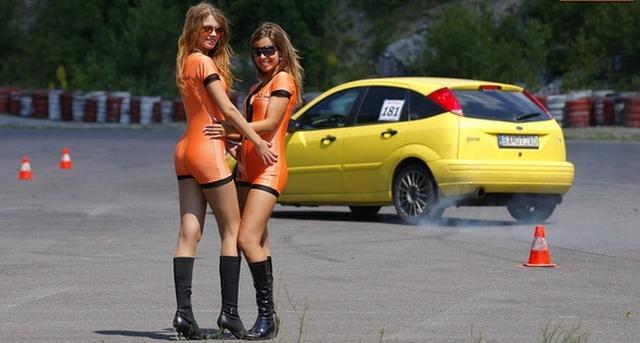 Prva sezona auto-slaloma je pred nama!