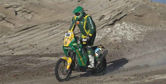 Dakar reli 2013, Stage 14 – Gabor je uspeo!