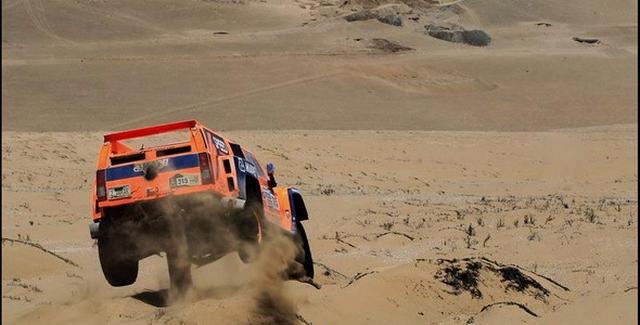 Dakar reli 2013, Stage 13 – Na korak do cilja