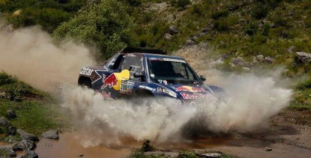 Dakar reli 2013, stage 9 – Kraj za Al-Attiyaha!