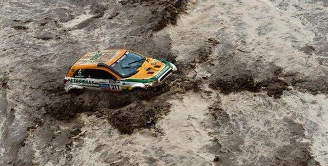 Dakar Rally 2013, Stage 8 – Armagedon