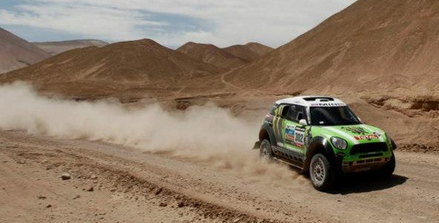 Dakar Rally 2013, Stage 7 – Peterhansel uzvraća udarac