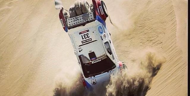 Dakar reli 2013, stage 5 – Dan bez vecih iznenađenja