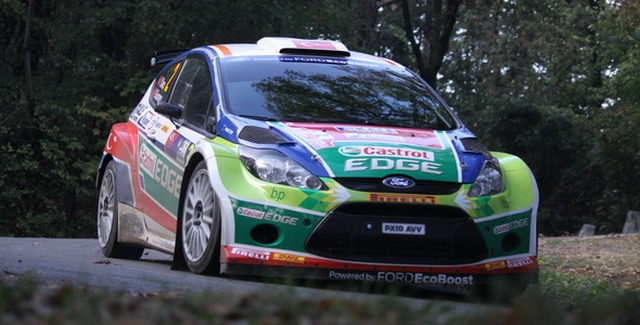 Loše ocene za Serbia Rally 2012