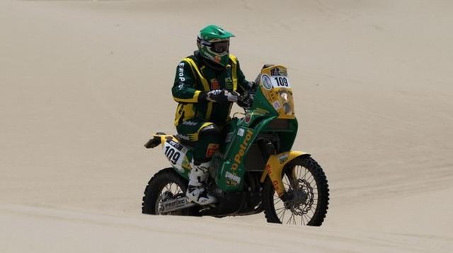 Dakar reli, Stage 3 - Nova iznenađenja