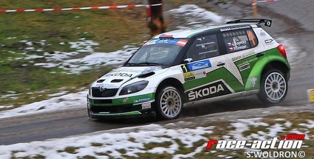 Janner Rally 2013 - Reli od milion evra!