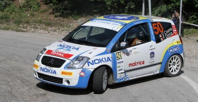 SERBIA RALLY 2011 - VLAD COSMA PRVI PUT U SRBIJI