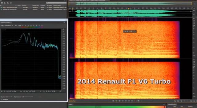 FORMULA 1 - VIDEO: 1.6T VS V8