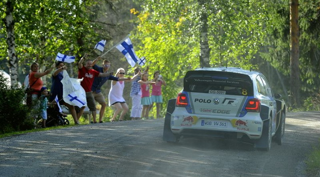 WRC, RALLY FINLAND 2013 - FINCI NA KOLENIMA, VIDEO