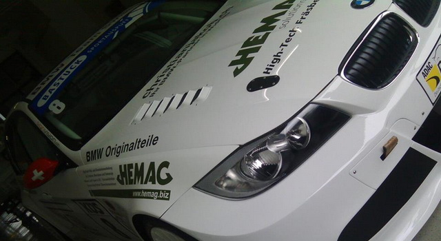 EKSKLUZIVNO - BMW 320si S2000 MILOVANA VESNIĆA, PRVE FOTOGRAFIJE