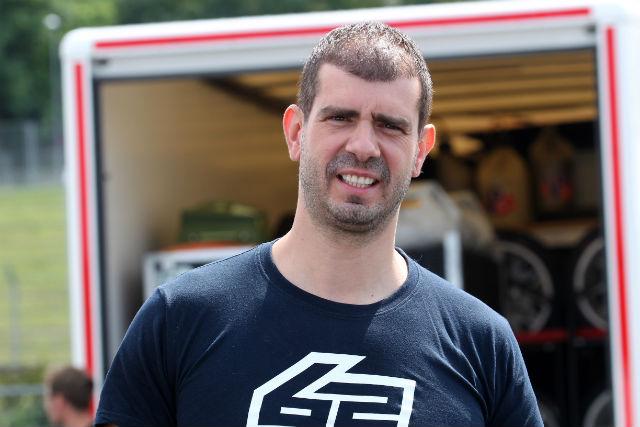 Posle jučerašnje pobede, Borković zbog incidenta bez bodova na drugoj trci u Mađarskoj