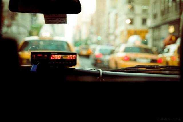 Oprema za taksi vozila