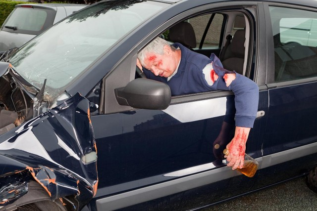 Vožnja u alkoholisanom stanju | Greška koja košta život