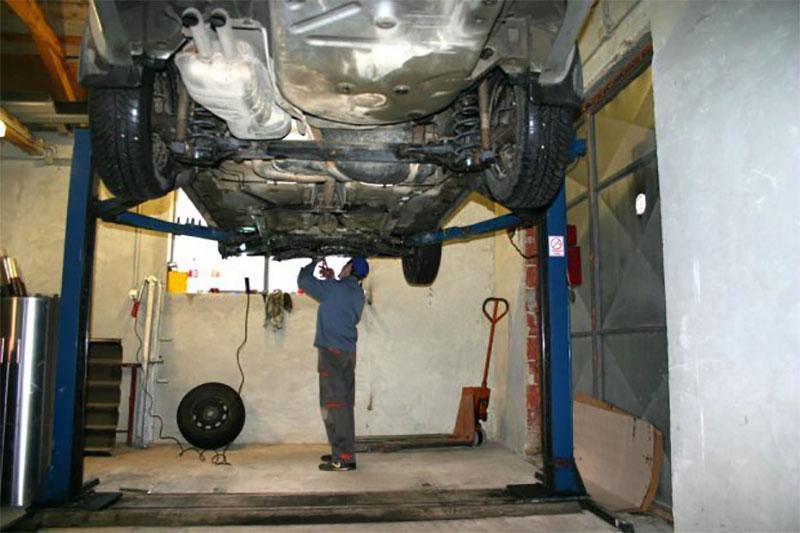 auto popravka