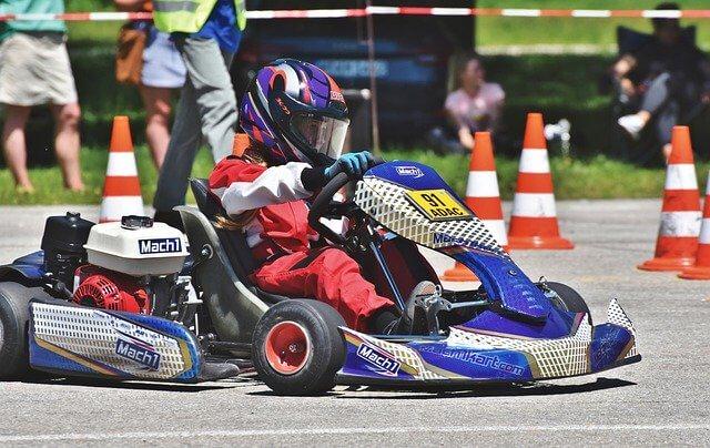 trke auto formula vozac