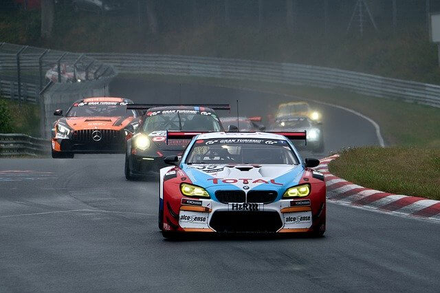 trke automobili formula