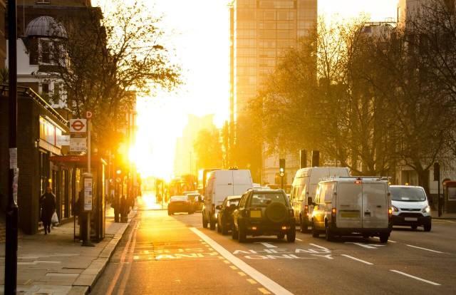 ulica saobracaj grad